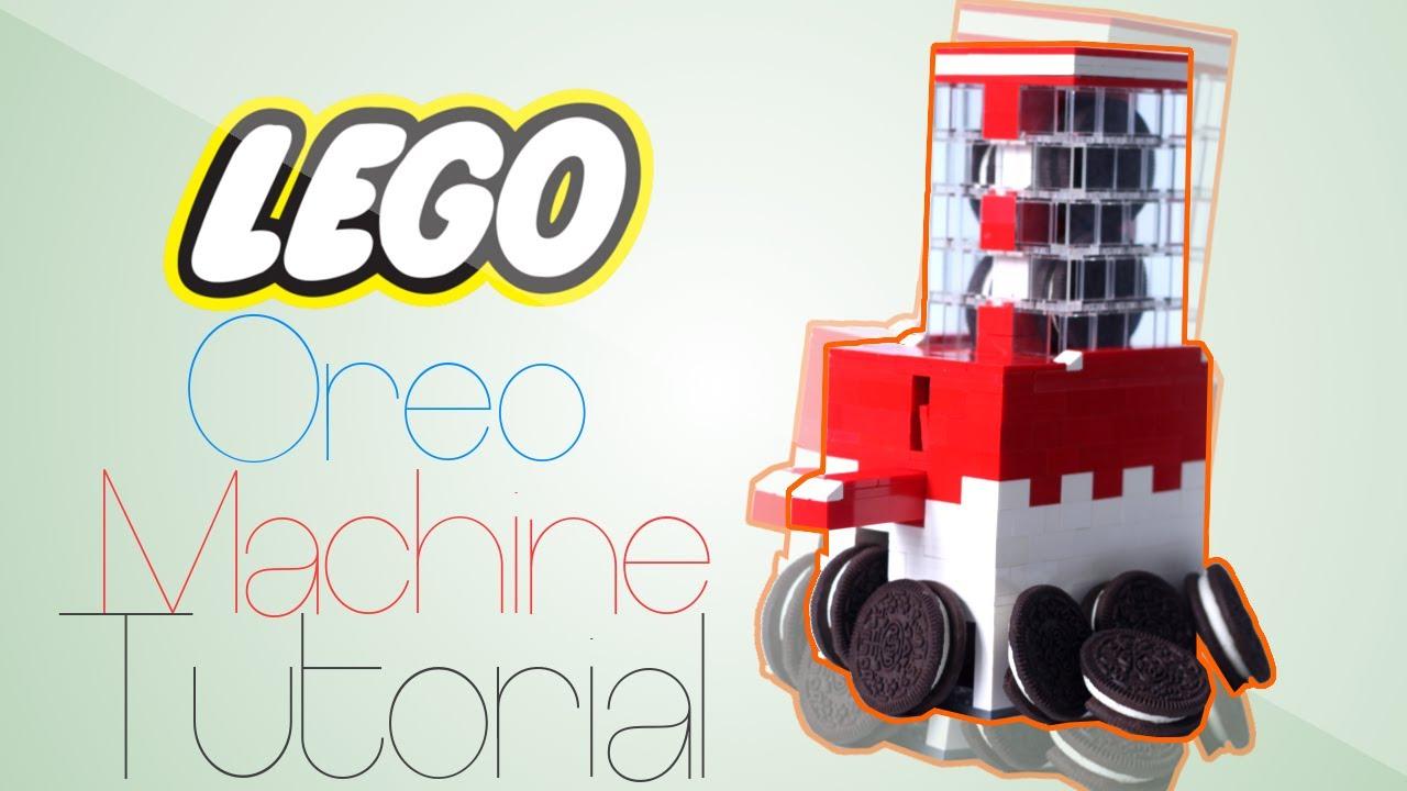 lego m&m machine instructions