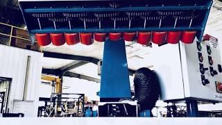 Easy Lock Miter Machine LM116 Overview