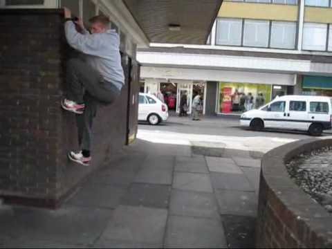 Crawley Parkour - Part 3 - Push Back Progression