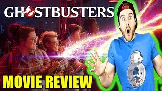 Ghostbusters 2016- Movie Review!