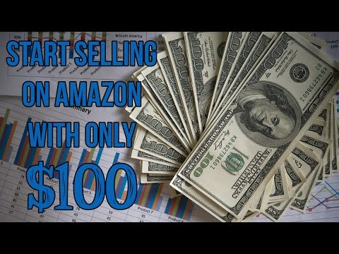How to start selling on Amazon with 100 Dollars, working from home using  online arbitrage oaxray