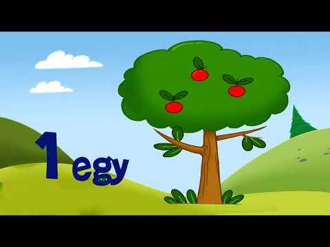 1 egy almafa eszeveszett....... (Official version)