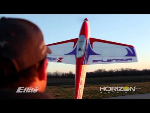 Carbon-Z� Splendor� BNF Basic with AS3X Technology by E-flite