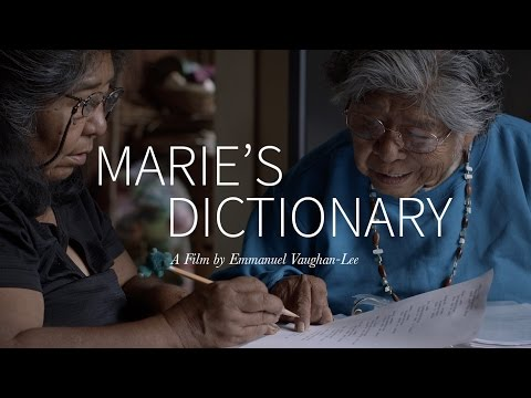 Marie's Dictionary