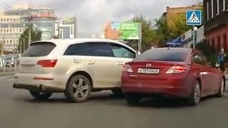 Fail Compilation of Driving in Russia AUGUST 2015 #3
