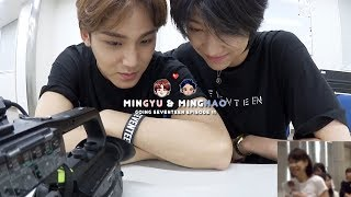 Going Seventeen Ep. 11 - Mingyu and Minghao