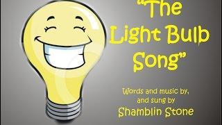 Thomas Edison's Electric Light Bulb Band Video - The Light Bulb Song