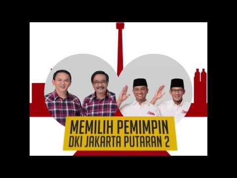 Memilih Pemimpin DKI Jakarta Putaran 2