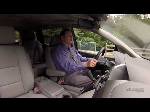 2014 Honda Odyssey Test Drive Review