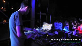 Reeko Enjoy The Sound 1st Anniversary Ausonia Beach Club Trieste Italy 22 06 2013
