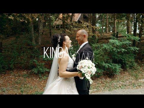 Kinga és Ádám - esküvő highlight videó - 2019.07.27.