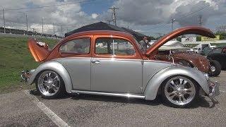Very Cool Custom 1958 VW Beetle / Bug Hot Rod Nashville Speedway