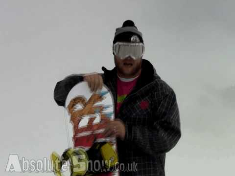 2011 Never summer Evo Snowboard Review - www.Absolute-Snow.co.uk