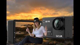 Awesome SJCAM 8 pro black is it better then GoPro 7black..?