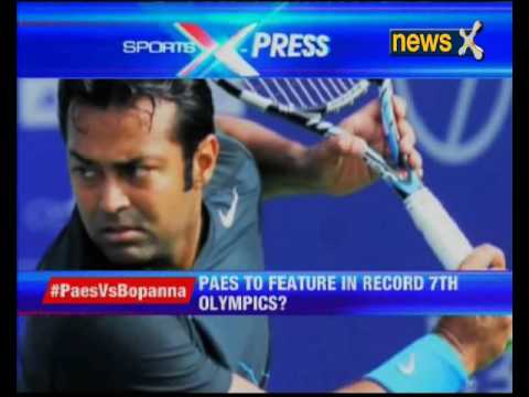 #PaesVsBopanna: Leander Paes to feature in record 7th Olympics?