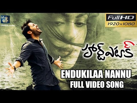 Heart Attack  - Endukila Nannu Vedisthunavey Full Video Song - Puri Jagannadh, Nithiin, Adah Sharma
