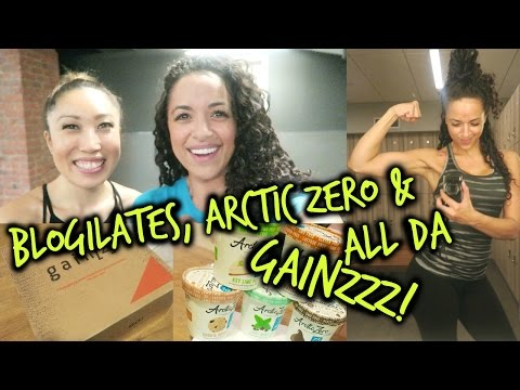 Blogilates, Arctic Zero & All Da Gainzzz || You Get What You Work For Ep. 4