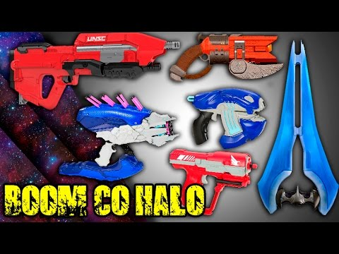 ARMAS DE HALO | BOOM-CO