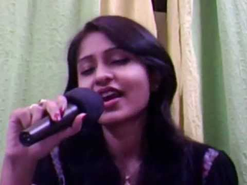 Tu Jaane Na [female]-singer-soumita Saha.wmv video