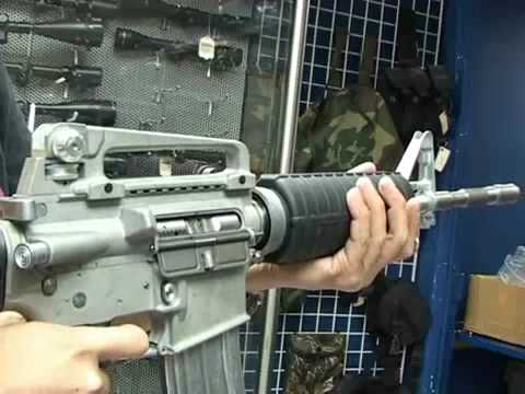 Go to http://airsoftlibrary.com/m4a1-gas-powered-blowback-airsoft-rifle-open-bolt-version/ for more info!