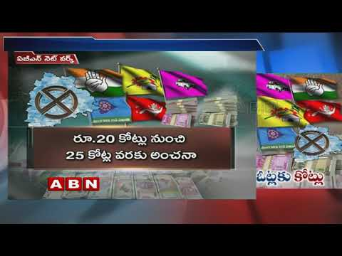 Telangana Assembly Elections : Campaign to Cost a Bomb | ABN Telugu