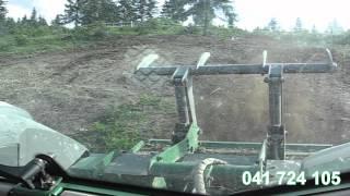 Fendt 828 - Plaisaince BF600-2000 EXTREME crushing stones *PODLIPNIK*