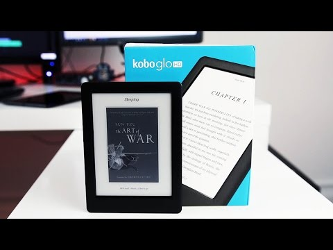 Kobo Glo HD Review: Best Display on an eReader!