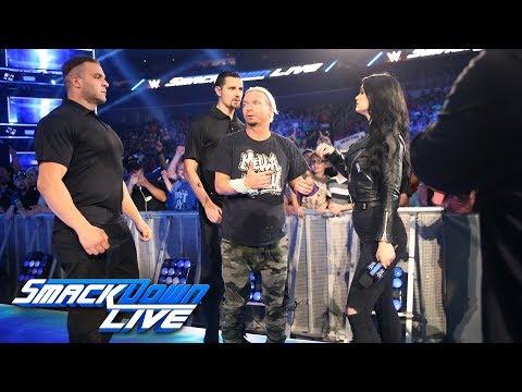 Paige fires James Ellsworth: SmackDown LIVE, July 24, 2018