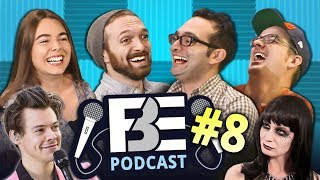 FBE PODCAST | From Kids React to Teens React (Ep #8)