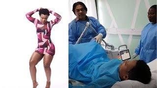 Video Of Zodwa Wabantu Getting Her V Tightened