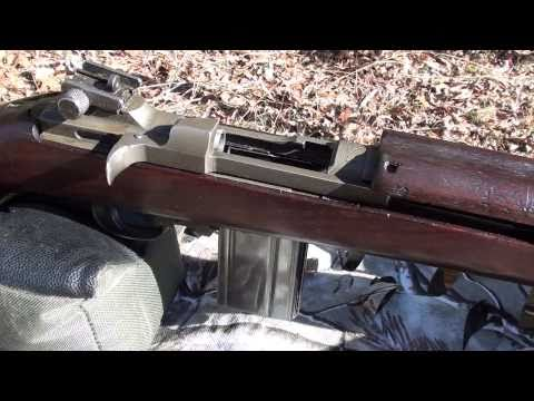 M1 Carbine - WW2 U.S. Military .30 Rifle
