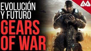 Gears Of War - Evolución, cambio de estudio y futuro | Historia de GoW parte 2