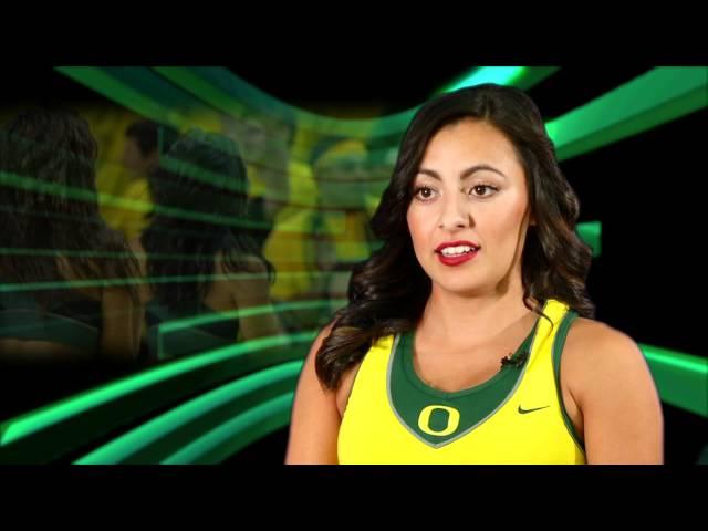 Oregon Cheerleader Spotlight Ep. 3