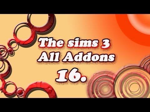 The Sims 3 GamePlay Lukku: Okupace sousedů ( část 16.)
