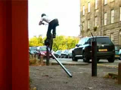 FreeStyle Street Mountain Bike (MTB) Danny MacAskill Inspired