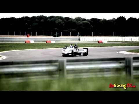 Nissan DeltaWing - Petit Le Mans Announcement