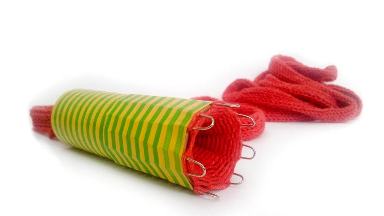 Станок лума для вязания своими руками