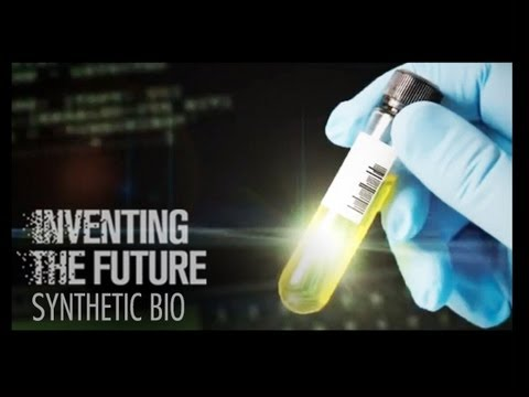 Synthetic Biology - Inventing the Future