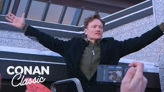 Conan Arrives In Finland - Conan25: The Remotes