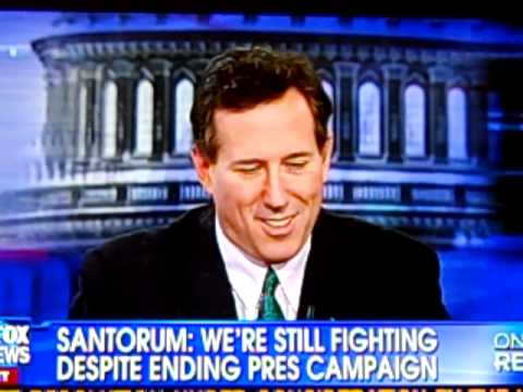 GOP12.com: Santorum sounds open to 2016