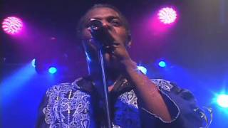 African Dance, Femi Kuti / Positive Force Live Concert - USA