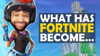 WHAT HAS FORTNITE BECOME... | HIGH KILL FUNNY GAME |