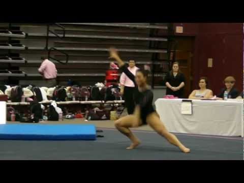 Kayla Jones - Floor [TWU] 9.750