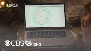 CBS News correspondent Vladimir Duthiers gets his birth chart read