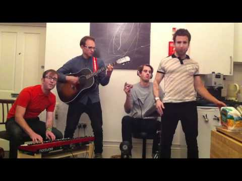 The Hoosiers Acoustic Cover Of Nelly Furtado - Night Is Young video