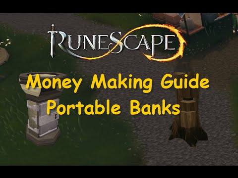 Portable Banks Money Making Guide 3.5-3.7M Per Hour – iAm Naveed Runescape