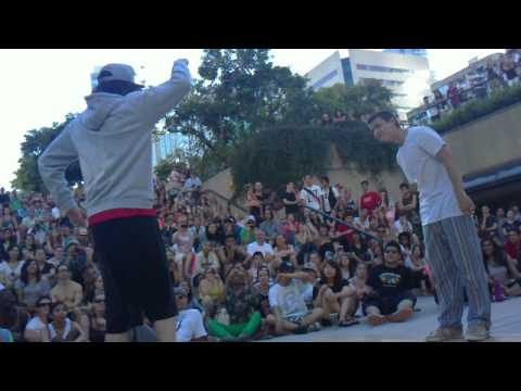 08 04 2012 Vsdf Popping Finals : Moose Vs Brian video