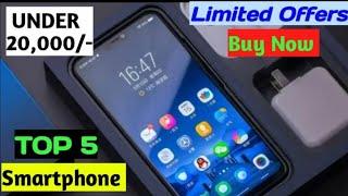 Top 5 Best Smartphone Under 20,000 ! Best Budget smartphones 2018-19! #HiFiTricks