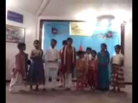 Archu Singing Tulasi Bhajan At 5 Yrs 3 Mon video
