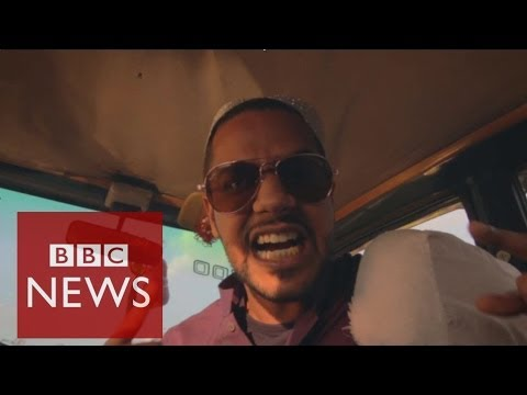 Viral music video fights Pakistans YouTube ban - BBC News
